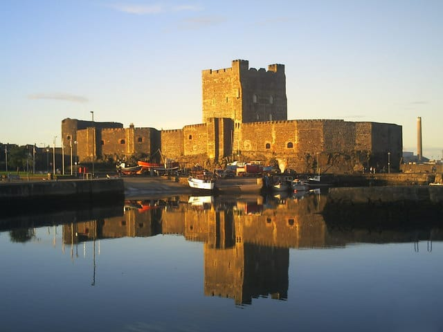 pic of Carrickfergus Castle