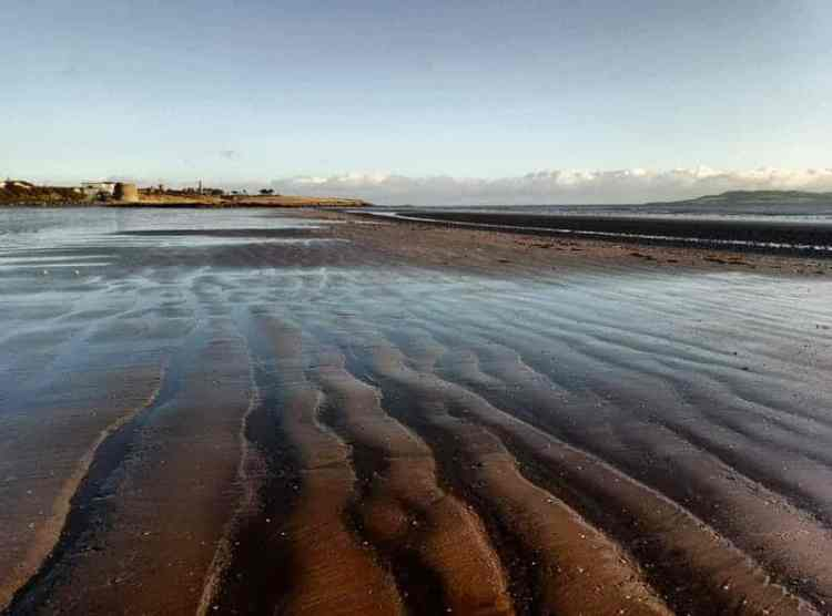 picture of Donabate Beach ireland