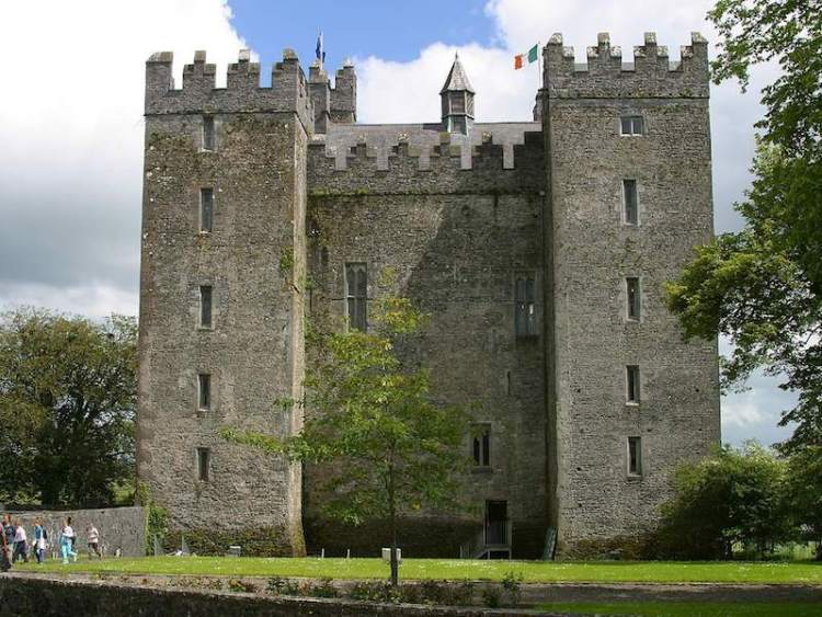pic of Leamaneh Castle