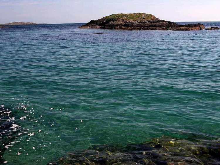 picture of kilkee ireland beach