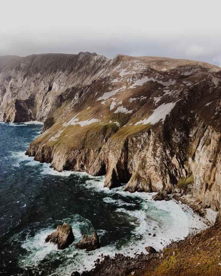 Picture of Slieve League Cliff