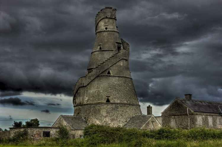 Picture of The Incomparable Wonderful Barn - Castletown