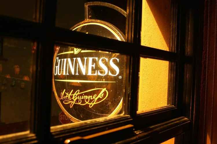 Picture of Guiness