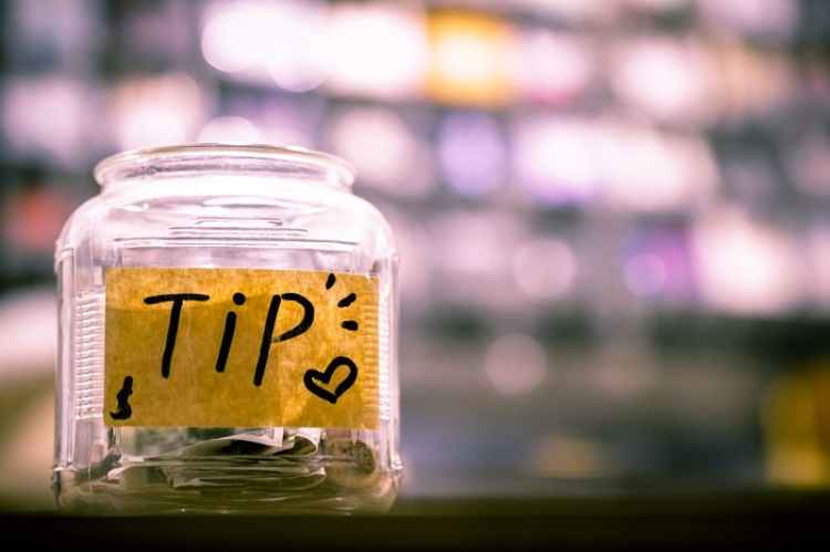 Picture of tip