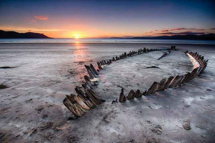Picture of Rossbeigh beach