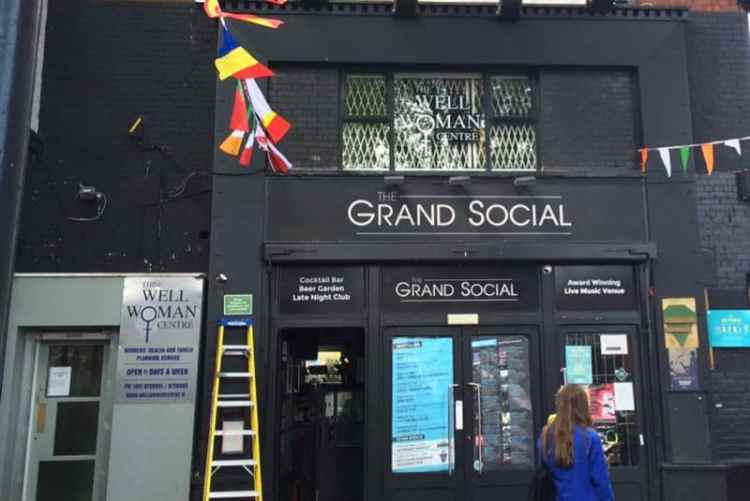 Picture of The Grand Social