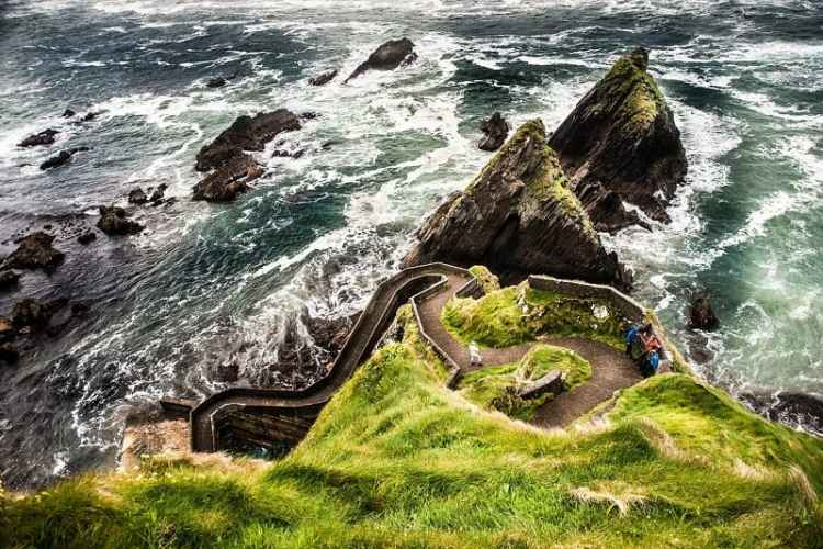 Picture of Dunquin Harbour