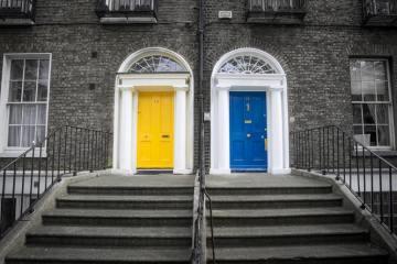 unusual doors in ireland