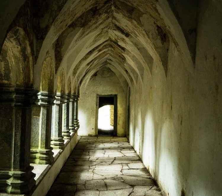image of Muckross Abbey killarney