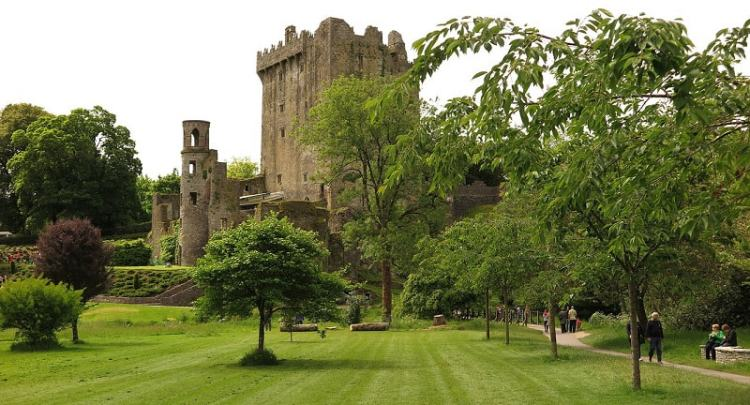 image of Blarney Castle