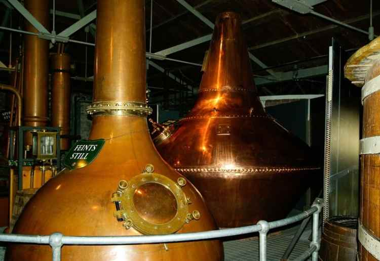 image of Dublin Whiskey Distillery