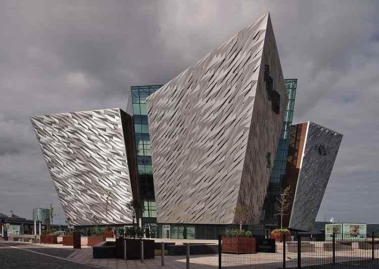 image of Titanic Belfast