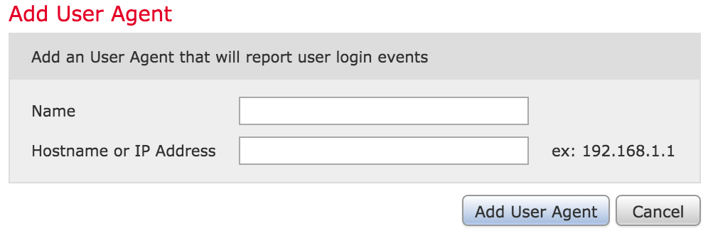 FireSIGHT URL Filtering using Sourcefire User Agent and LDAP
