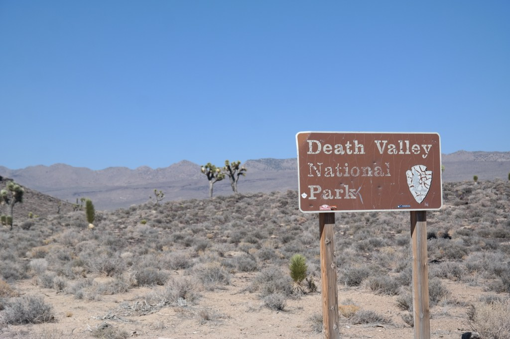Death Valley 2016 Day 3 The Racetrack Lost Burro Mine