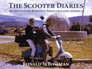 The Scooter Diaries front cover