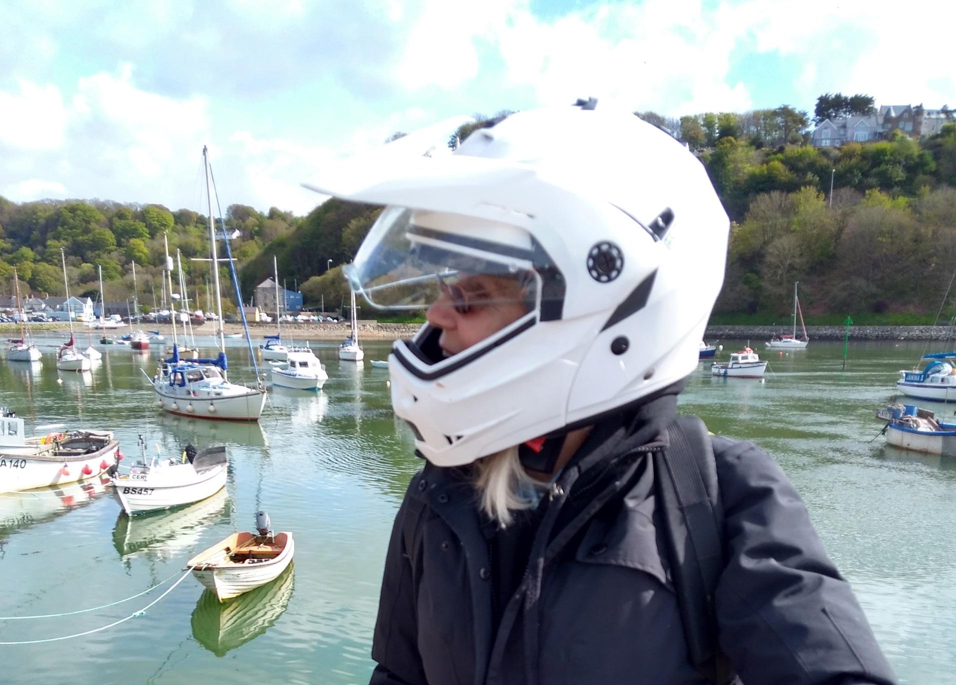 1ade74aa Caberg Tourmax Helmet Review - OVERLAND magazine