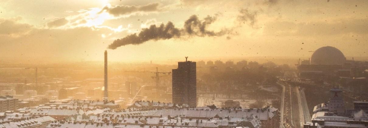 Bad AQI - Polluted City