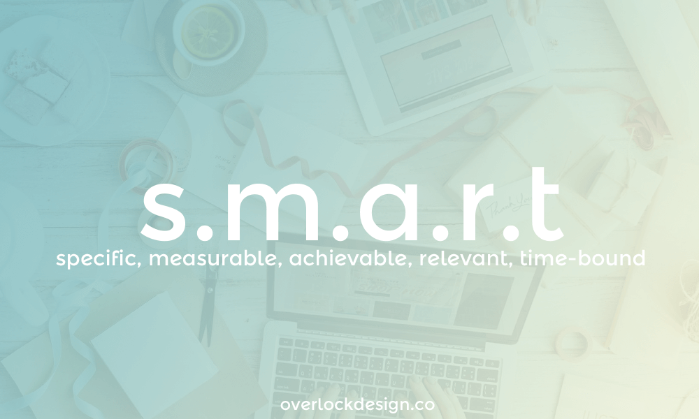 S.M.A.R.T. Specific. Measurable. Achievable. Relevant. Time-Bound.