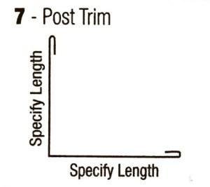 Post Trim