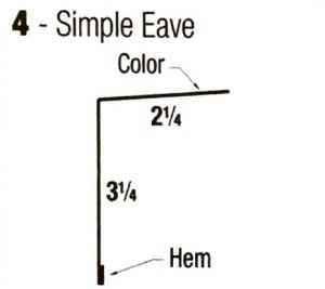 Simple Eave
