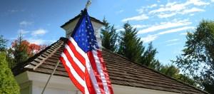 Flag Metal Roof Slider