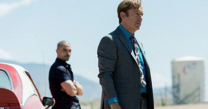 נאצ'ו וסול, Greg Lewis/AMC/Sony Pictures Television באדיבות yes