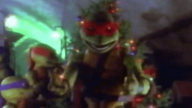 Photo of The Worst Christmas Special Ever Made Features the Ninja Turtles