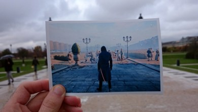 Photo of 10 Photos Comparing Assassin's Creed's Paris to the Real Thing