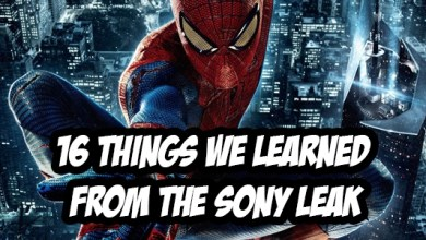 Photo of The 16 Biggest Things We Learned from the Sony Leak