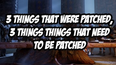 3 Things That Were Patched and 3 Things That Should be Patched in Dragon Age: Inquisition