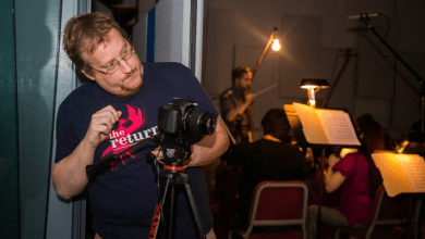Photo of What It's Like To Cover The Video Game Music, Chiptune, and Nerdcore Scene, An Interview With Robert Swackhamer of 8BitX