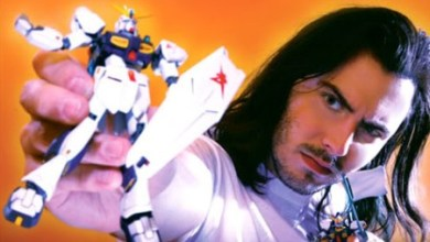 Photo of Party Hard, Gundam Style With Andrew W.K.