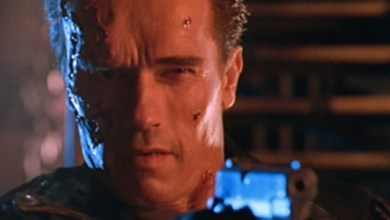 Apparently the New Terminator Script is 'Fantastic'