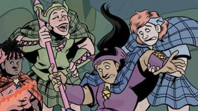 Dark Horse's Misfits of Avalon to be Released Online for Free