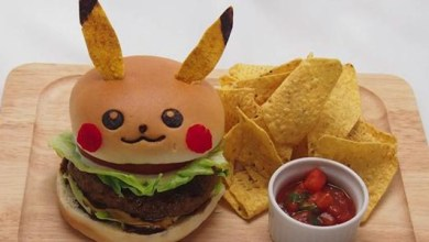 Delicious: Pikachu Cafe to Open in Japan