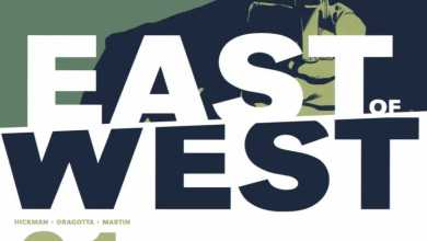 Photo of Other Side Of The Rack: East of West – Issues 1-3