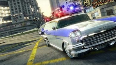 Ghostbuster's Ecto-1 Available as Free Burnout Paradise DLC Today in Honor of Harold Ramis