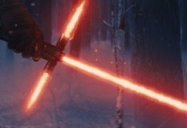 How that Star Wars: Episode VII Lightsaber Works, According to Stephen Colbert