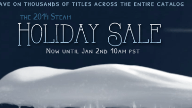 The Latest Deals To Be Found On Steam's Holiday Sale