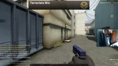 Pro Counter-Strike Player's Stream Crashed by a Real-Life SWAT Team