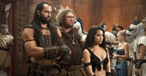 Scorpion King 4 Finishes Shooting, Not That Anyone Noticed