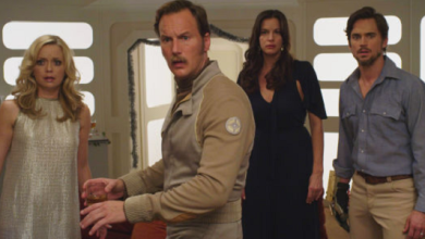 Trailer for 'Space Station 76' is Basically Anchorman in Space