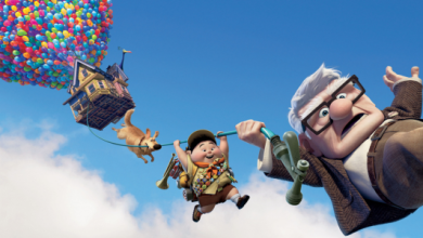 What If Michael Bay Had Directed Pixar's Up? It'd Probably Look like This