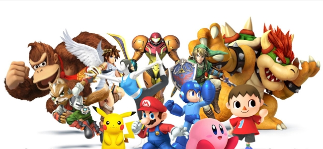 11 Secret Characters in Super Smash Bros. for the 3DS