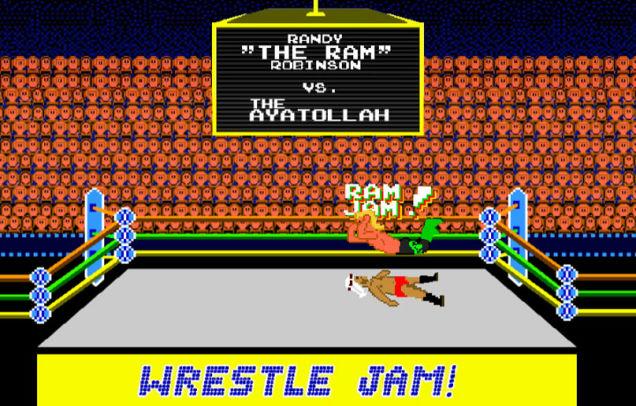 Wrestle Jam 88 2