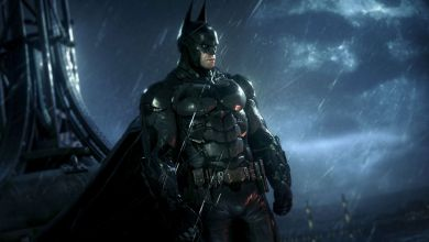 The New Arkham Knight Trailer Hides a Cool Little Puzzle