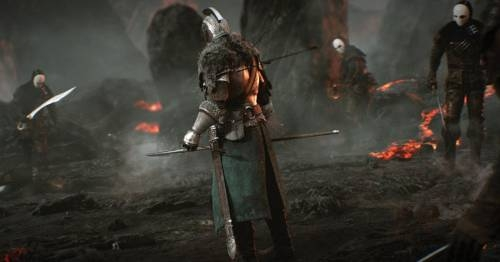 7 'Dark Souls' GIFs to Brighten Up Your Christmas Eve