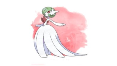 Official Art for Mega Gardevoir, Gyarados, and Others Updated to Site