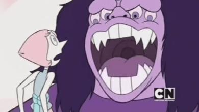 Leaked Footage of Nicki Minaj's Gem-Fused Character on Steven Universe