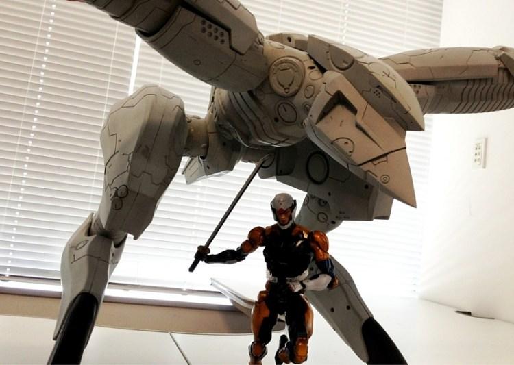 kojima metal gear ray toys